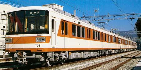 北神急行電鉄 7000系