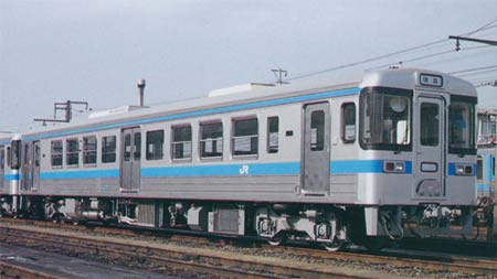 JR四国1000形