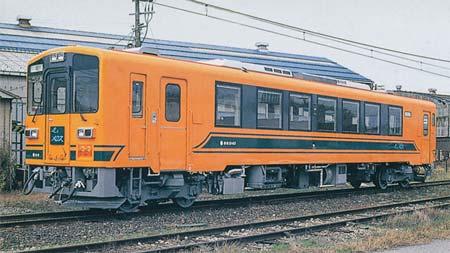津軽鉄道津軽21形気動車