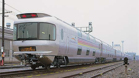 JR東日本E26系