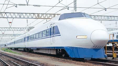100系新幹線電車が登場時の塗色に|鉄道ニュース|2010年7月5日掲載 ...
