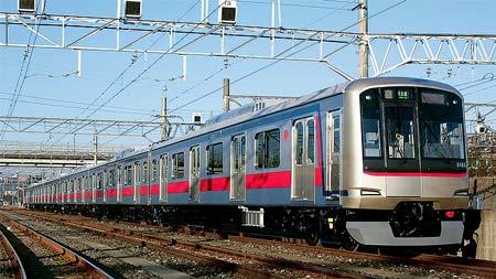 東京急行電鉄 5080系