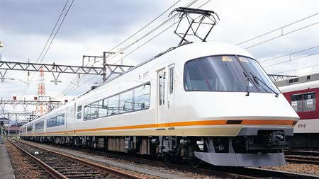 近畿日本鉄道21000系「アーバンライナーplus」