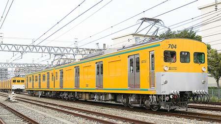 相模鉄道 モヤ700系