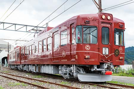 富士急行「富士登山電車」