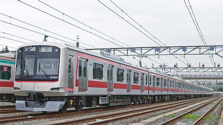 東京急行電鉄 5050系4000番台