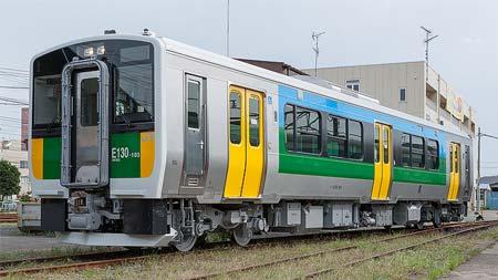 JR東日本キハE130形100番台