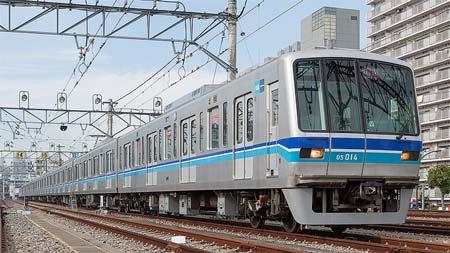 東京メトロ05系リニュール車