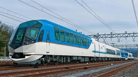 近畿日本鉄道50000系「しまかぜ」
