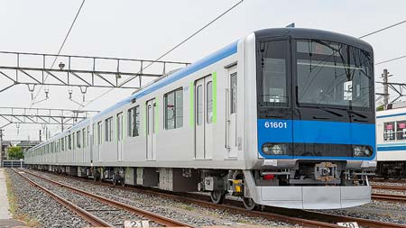 東武鉄道60000系