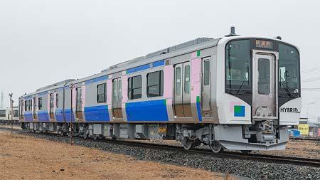 JR東日本HB-E210系