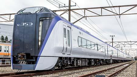 JR東日本E353系