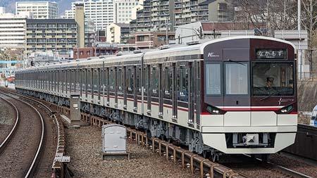北大阪急行電鉄 9000形3次車