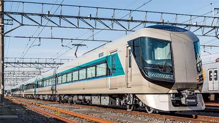 東武鉄道500系