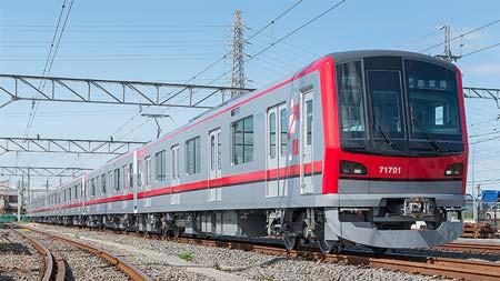 東武鉄道70000系