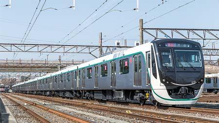 東京急行電鉄 2020系