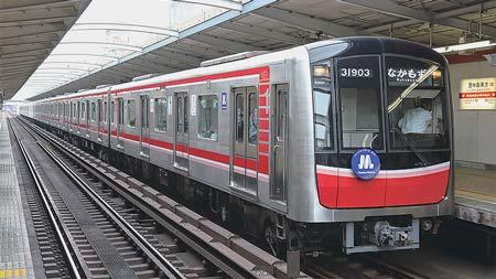 大阪市高速電気軌道30000系