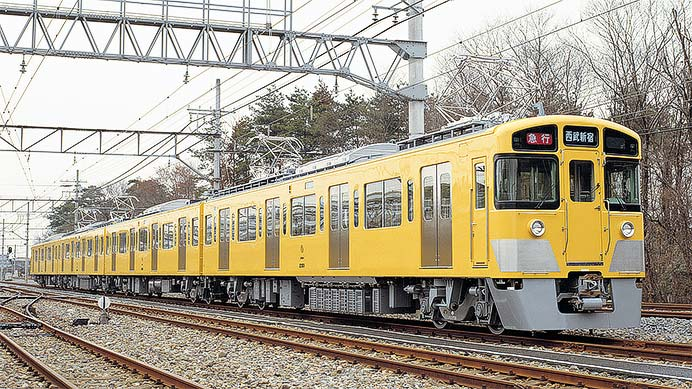 西武鉄道 2000系
