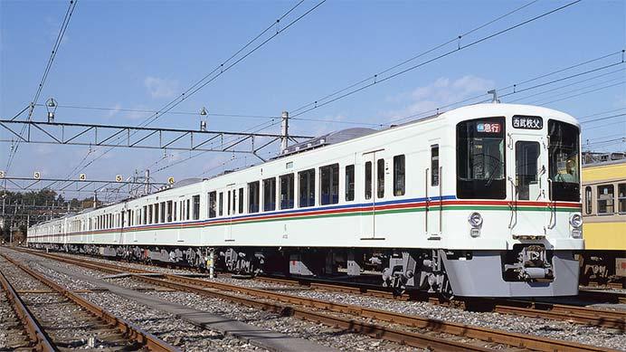 西武鉄道4000系