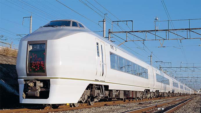 JR東日本651系