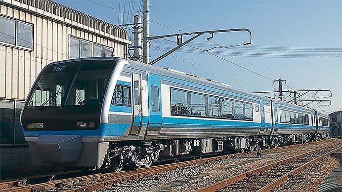 JR四国2000系「TSE」