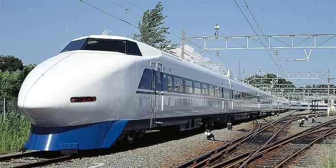 JR東海 100系増備車