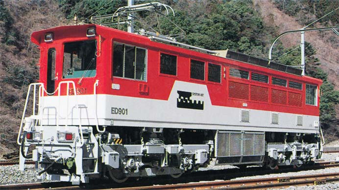大井川鐵道 ED90 1号機