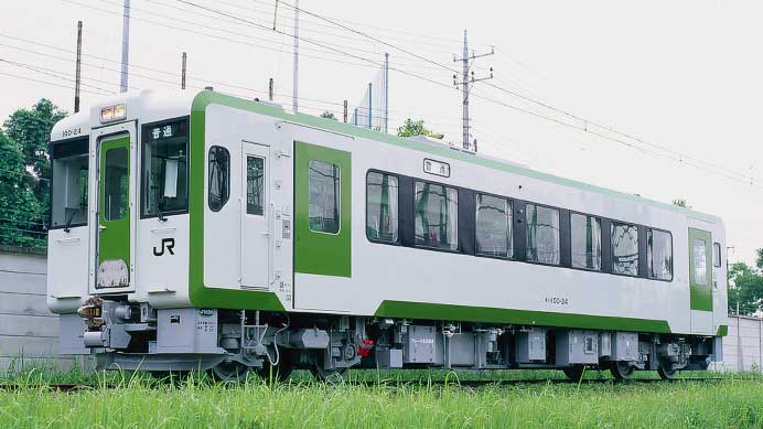JR東日本キハ100形