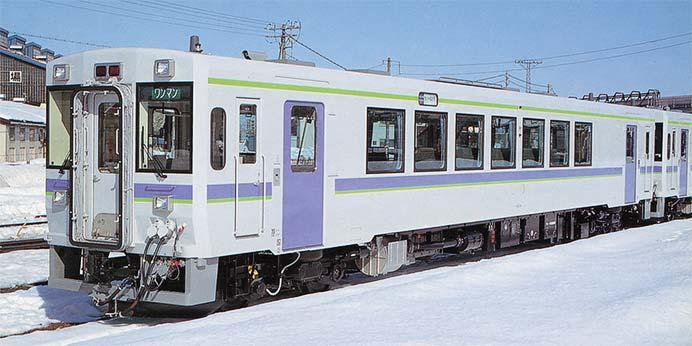 JR北海道 キハ150形