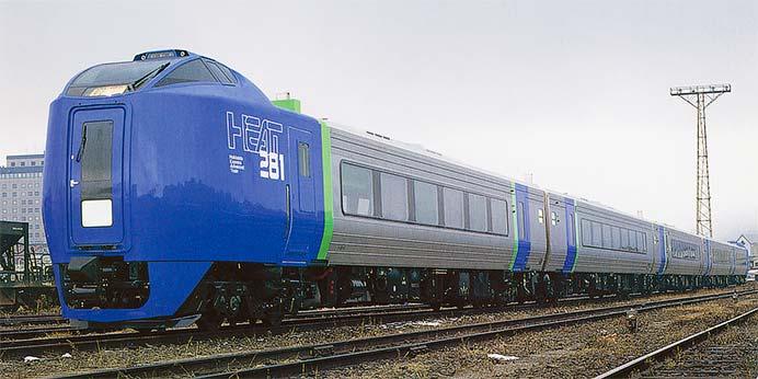 JR北海道 キハ281系