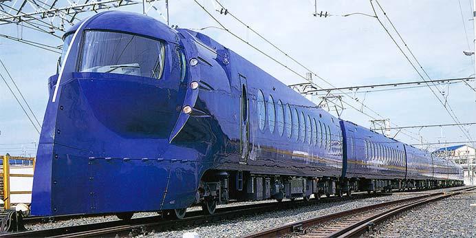 南海電気鉄道 50000系「ラピート」