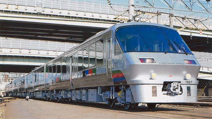 JR九州783系リニューアル車