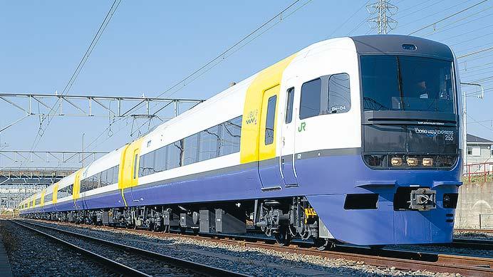 JR東日本255系