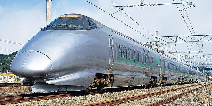 JR東日本 400系