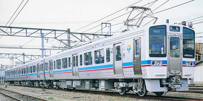 JR四国6000系