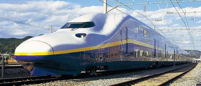 JR東日本E4系