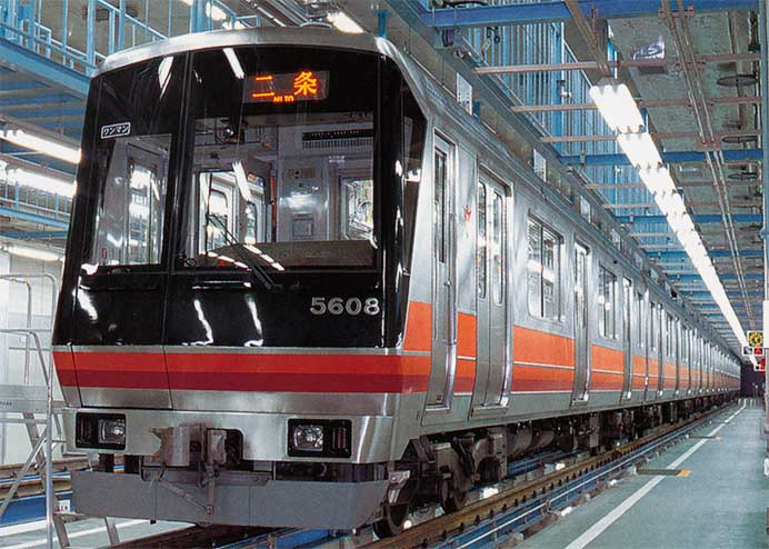 京都市交通局 50系