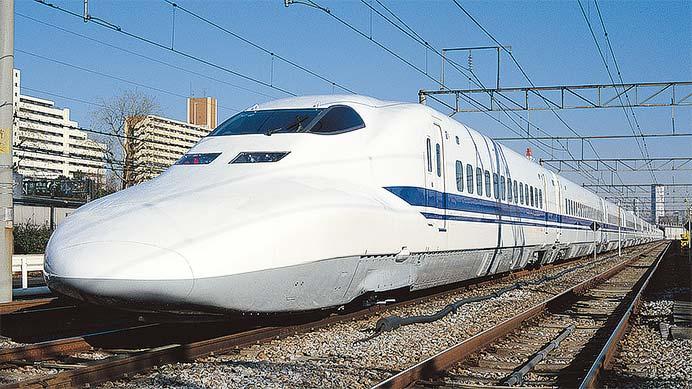 JR東海 700系量産車