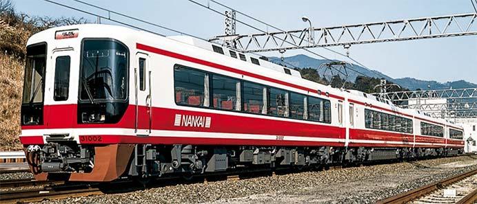 南海電気鉄道 31000系