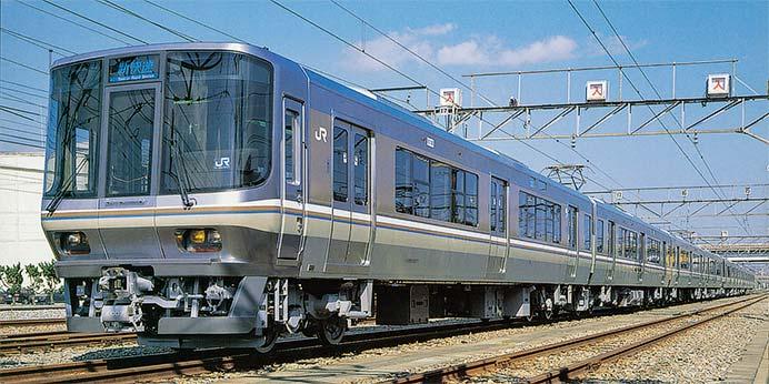 JR西日本 223系2000番台