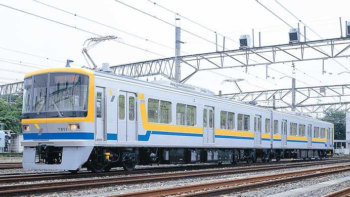 横浜高速鉄道 Y000系