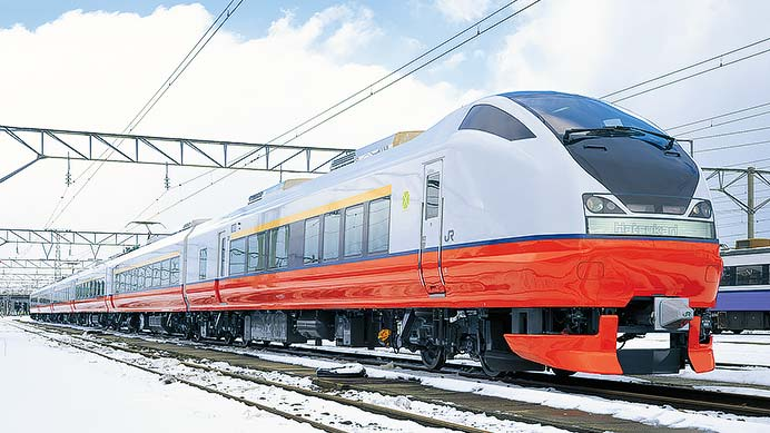 JR東日本E751系