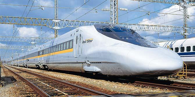 JR西日本700系7000番台