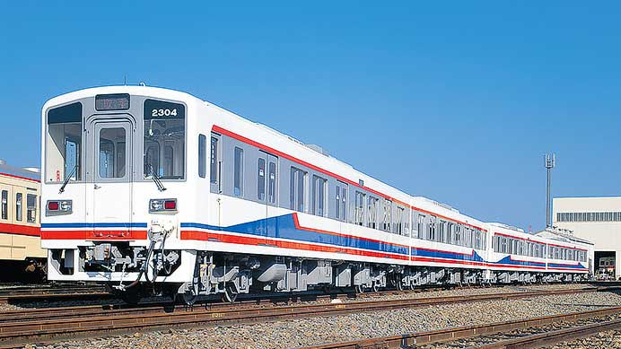 関東鉄道キハ2300形