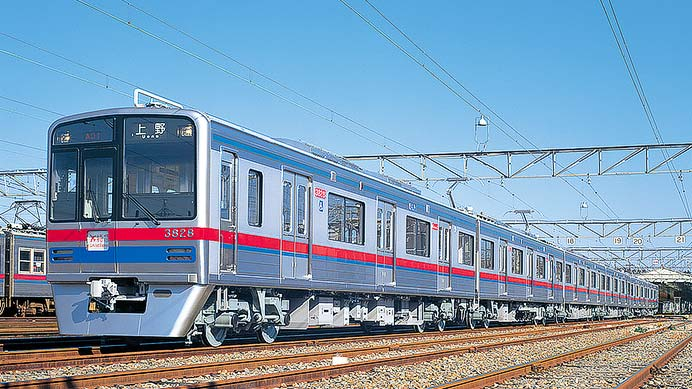 京成電鉄3700形6次車
