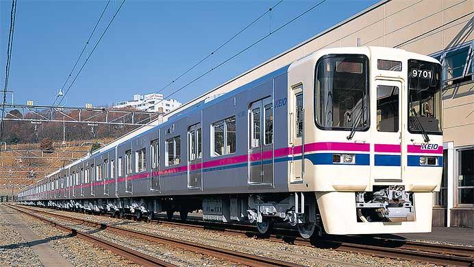 京王電鉄9000系
