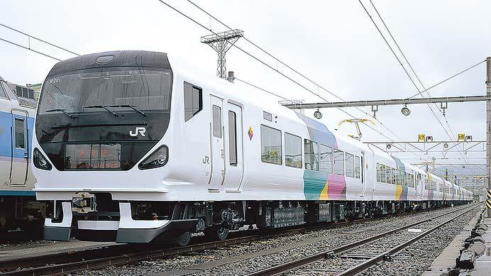 JR東日本E257系