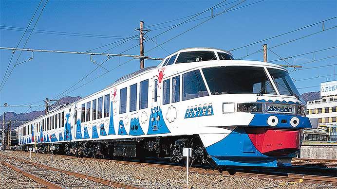 富士急行2000系