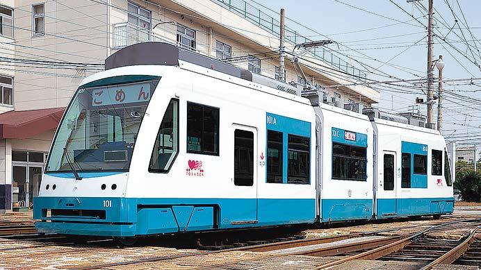 土佐電気鉄道 100形