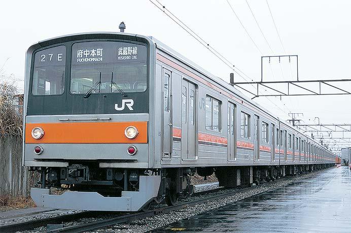 JR東日本205系5000番台